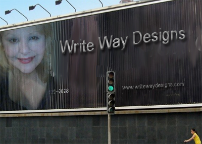 Susana Maria Rosende of Write Way Designs, Inc. at http://www.writewaydesigns.com