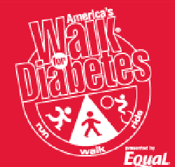 Walk for Diabetes Logo